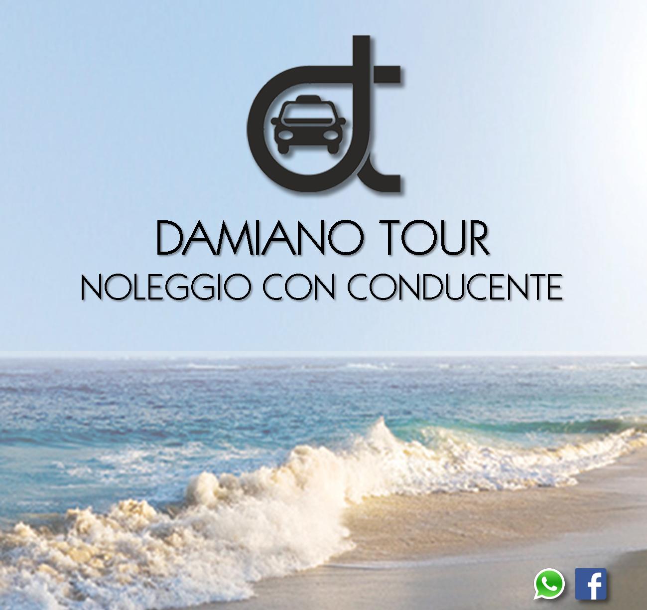 NCC Damiano Tour noleggio con conducente