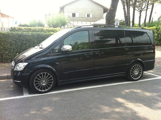 Bibione Transfer Service di Michele Paron noleggio con conducente
