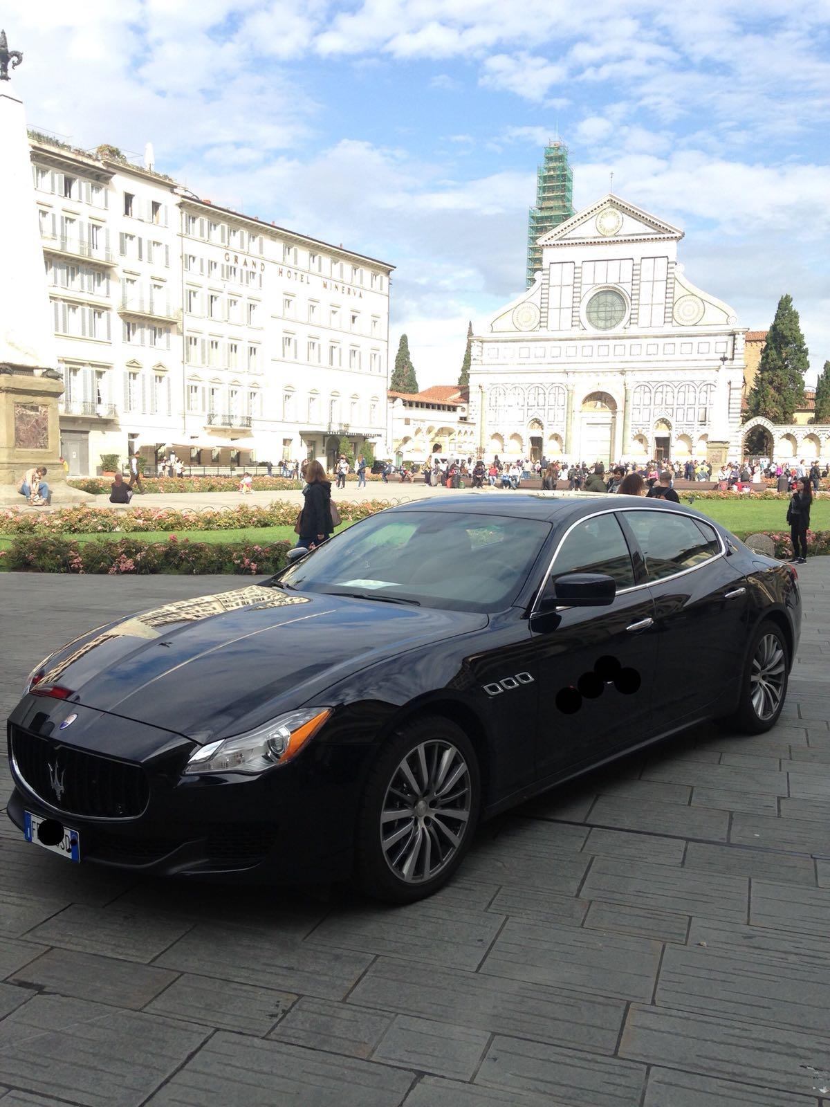 Italiana Noleggi noleggio con conducente