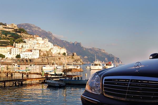 Car Service Imperato Ravello noleggio con conducente