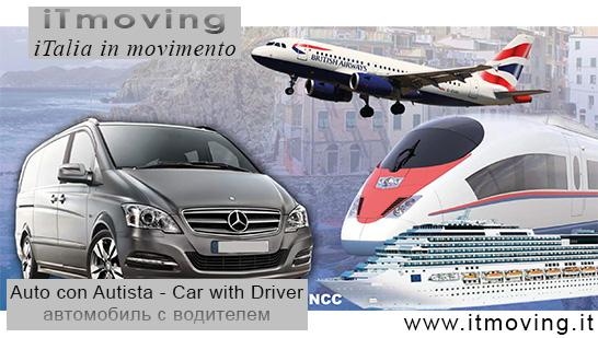 iTmoving noleggio con conducente