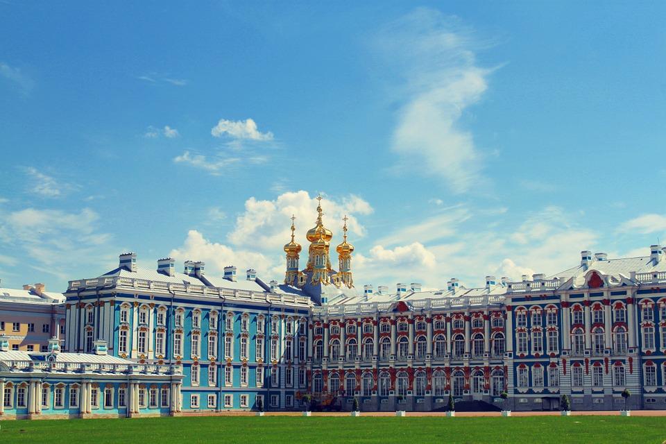 San Pietroburgo chauffeur service noleggio con conducente