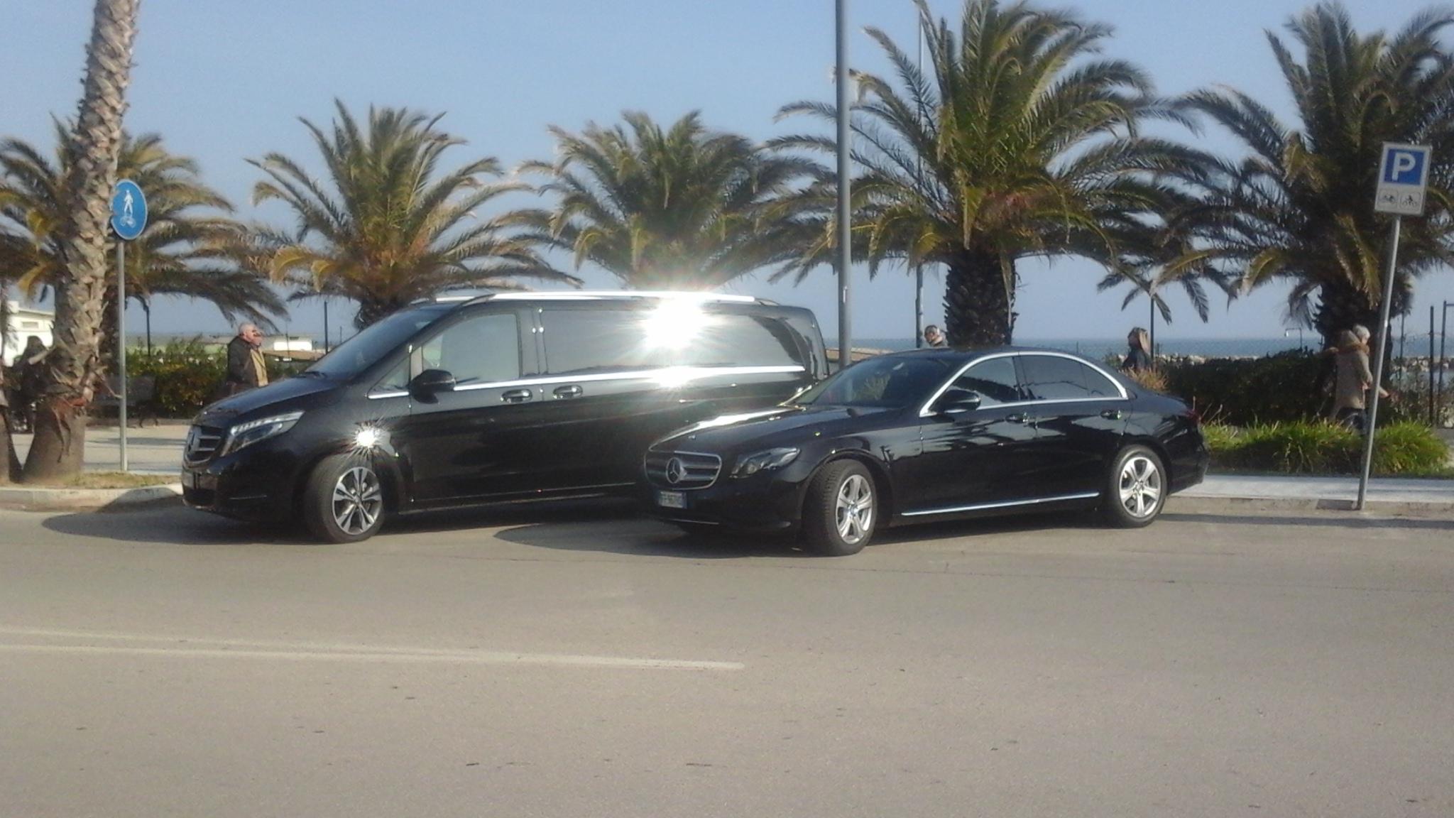 Euro Full Service Autonoleggio noleggio con conducente