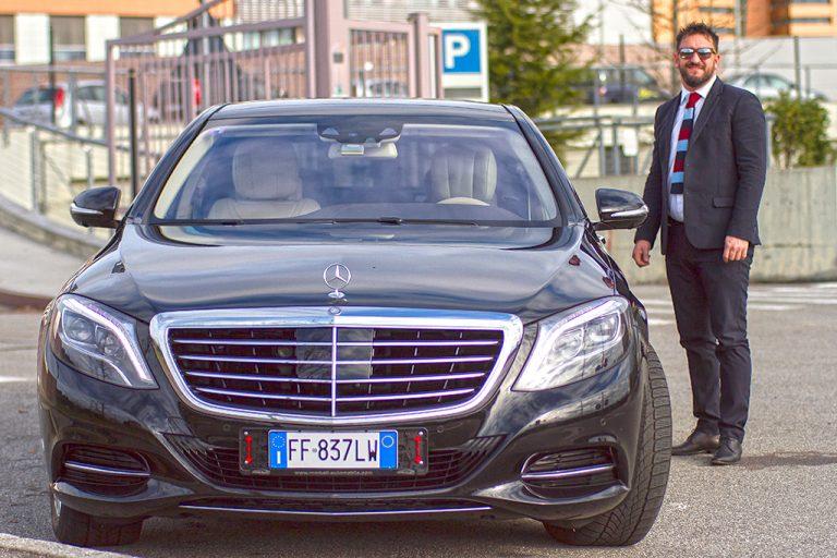 Gentleman Car di Davide Rocca noleggio con conducente