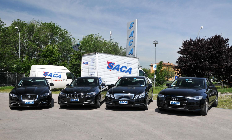 SACA Auto noleggio con conducente